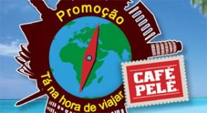 PROMOÇÃO TÁ NA HORA DE VIAJAR COM CAFÉ PELÉ