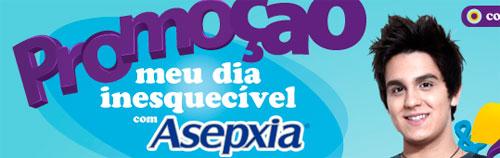 PROMOÇÃO MEU DIA INESQUECÍVEL COM ASEPXIA - WWW.MEUDIAASEPXIA.COM.BR
