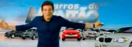 PROMOÇÃO CARROS DE MONTÃO - SBT - CELSO PORTIOLLI
