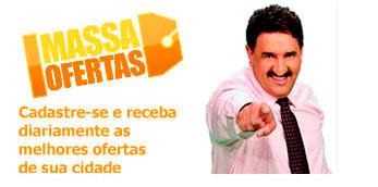 MASSA OFERTAS - COMPRAS COLETIVAS - SITE DE OFERTAS DO RATINHO - MASSA.OFERTAUNICA.COM