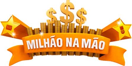 PROMOÇÃO MILHÃO NA MÃO - WWW.MILHAONAMAO.COM.BR - QUIZ DO MILHÃO