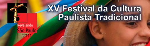 FESTIVAL REVELANDO SÃO PAULO - CULTURA PAULISTA TRADICIONAL