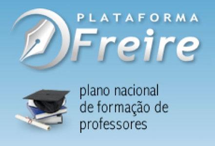 PLATAFORMA FREIRE MEC - INSCRIÇÃO, CADASTRO DE PROFESSORES