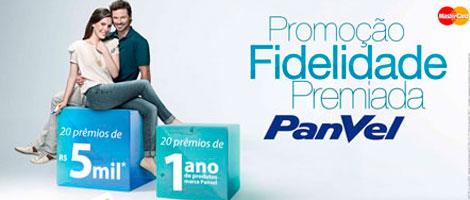 PROMOÇÃO FIDELIDADE PREMIADA PANVEL - WWW.PANVEL.COM