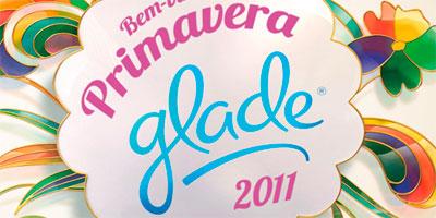 PROMOÇÃO PRIMAVERA GLADE - WWW.GLADE.COM.BR/PRIMAVERA