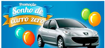 PROMOÇÃO SONHO DE CARRO ZERO - SUPERMERCADOS INTERCONTINENTAL