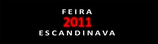 FEIRA ESCANDINAVA 2011 - WWW.FEIRAESCANDINAVA.COM.BR