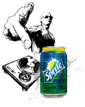 PROMOÇÃO SPRITE MUSIC - WWW.SPRITE.COM.BR