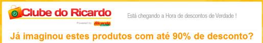 WWW.CLUBEDORICARDO.COM.BR - CLUBE DO RICARDO ELETRO - DESCONTOS, OFERTAS