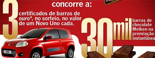 WWW.HARALD30ANOS.COM.BR - PROMOÇÃO COMO O CHOCOLATE MUDOU O MEU MUNDO