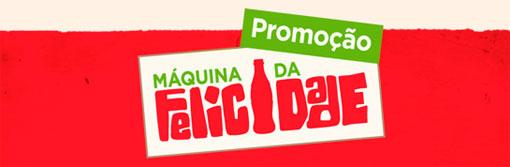 WWW.PROMOCOCACOLA.COM.BR - PROMOÇÃO MÁQUINA DA FELICIDADE COCA-COLA