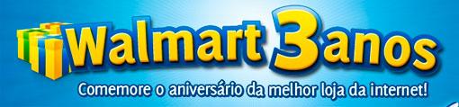 WWW.WALMART.COM.BR/3ANOS - PROMOÇÃO TODO DIA 1000 REAIS PRA VOCÊ