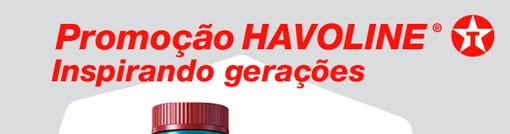 WWW.PROMOCAOHAVOLINE.COM.BR - PROMOÇÃO HAVOLINE INSPIRANDO GERAÇÕES