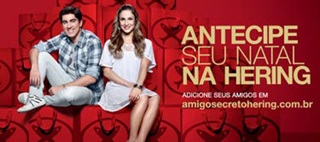 AMIGO SECRETO HERING, SITE: WWW.AMIGOSECRETOHERING.COM.BR