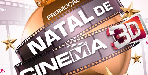 PROMOÇÃO LG NATAL DE CINEMA 3D - WWW.NATALDECINEMA3DLG.COM.BR