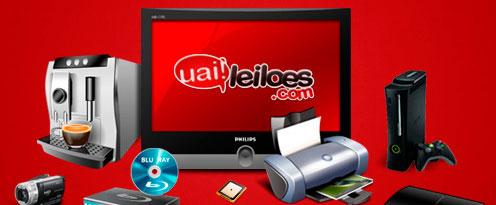 UAI LEILÕES - LEILÃO ONLINE DE CENTAVOS - WWW.UAILEILOES.COM
