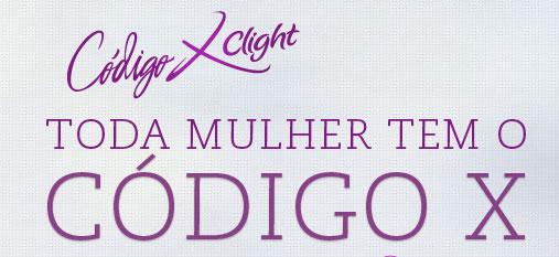 CLIGHT CODIGO X - WWW.CLIGHTCODIGOX.COM.BR