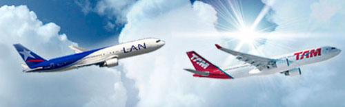 LATAM - LINHAS AÉREAS TAM E LAN - WWW.LATAMAIRLINES.COM