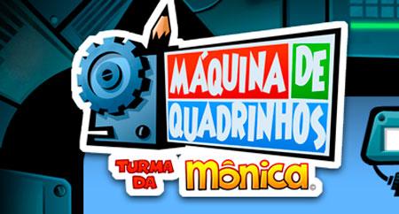 MAQUINA DE QUADRINHOS TURMA DA MÔNICA - WWW.MAQUINADEQUADRINHOS.COM.BR