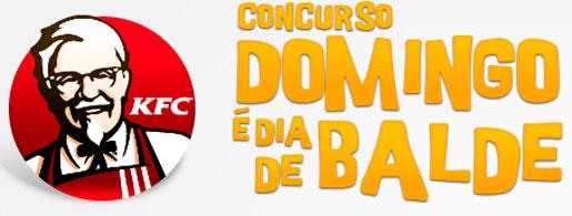 PROMOÇÃO DOMINGO É DIA DE BALDE - WWW.DOMINGODIADEBALDE.COM.BR