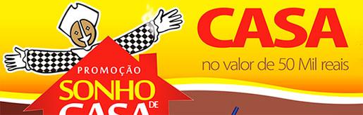 PROMOÇÃO SONHO DE CASA - WWW.CAFEPATUSCO.COM.BR