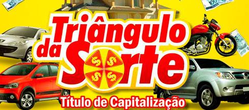 TRIÂNGULO DA SORTE - TÍTULO DE CAPITALIZAÇÃO - WWW.TRIANGULODASORTE.COM.BR