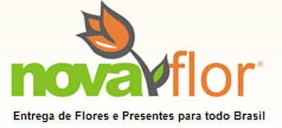 WWW.NOVAFLOR.COM.BR - COMPRAR FLORES ONLINE - NOVA FLOR