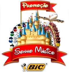 PROMOÇÃO SONHO MÁGICO BIC - WWW.BICSONHOMAGICO.COM.BR