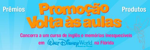 WWW.DISNEY.COM.BR/VOLTAASAULAS - PROMOÇÃO VOLTA ÀS AULAS DISNEY