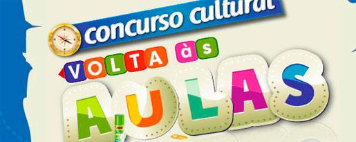 WWW.KALUNGA.COM.BR - CONCURSO CULTURAL VOLTA ÀS AULAS KALUNGA