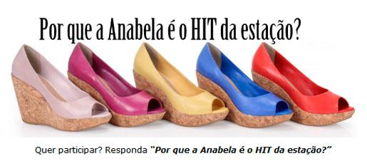 WWW.MODANAPASSARELA.COM.BR - PROMOÇÃO ANABELA O HIT DA ESTAÇÃO