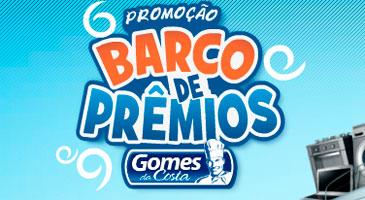 WWW.BARCODEPREMIOS.COM.BR - PROMOÇÃO BARCO DE PRÊMIOS GOMES DA COSTA