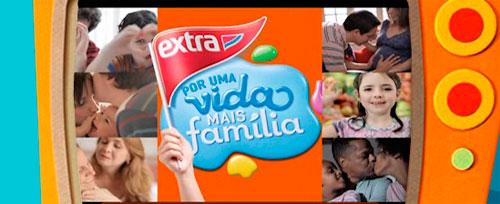 WWW.COMERCIALEMFAMILIAEXTRA.COM.BR - SUA FAMÍLIA NO COMERCIAL DO EXTRA