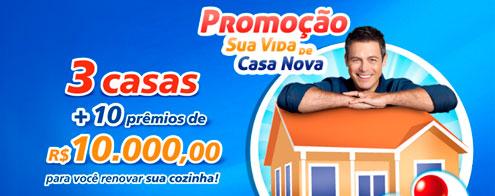 WWW.PROMOCAOVEJAMAISSUAVIDA.COM.BR - PROMOÇÃO VEJA SUA VIDA DE CASA NOVA