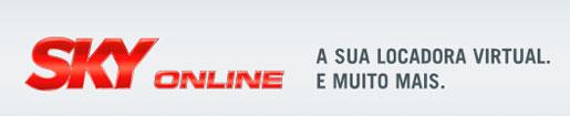WWW.SKYONLINE.COM.BR - LOCADORA VIRTUAL - SKY ONLINE