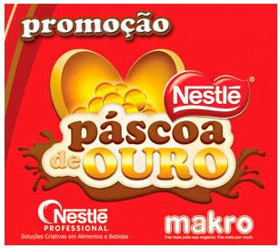 PROMOÇÃO NESTLÉ PROFESSIONAL PÁSCOA DE OURO - WWW.NESTLEPROFESSIONAL.COM.BR