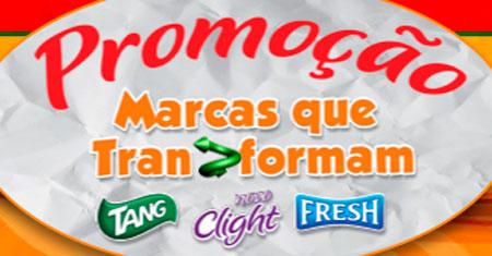 WWW.MARCASQUETRANSFORMAM.COM.BR - PROMOÇÃO MARCAS QUE TRANSFORMAN - TANG, CLIGHT, FRESH