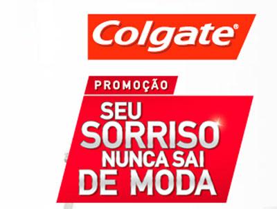 WWW.PROMOCAOCOLGATE.COM.BR - PROMOÇÃO SEU SORRISO NUNCA SAI DE MODA