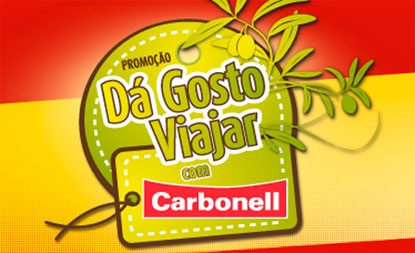 WWW.VIAJARCOMCARBONELL.COM.BR - PROMOÇÃO DÁ GOSTO DE VIAJAR COM CARBONELL