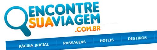 WWW.ENCONTRESUAVIAGEM.COM.BR - PASSAGENS AÉREAS ENCONTRE SUA VIAGEM, HÓTEIS, PACOTES