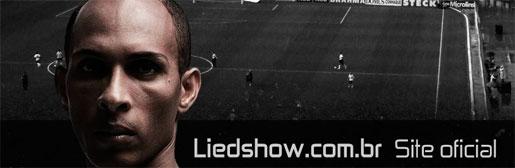 WWW.LIEDSHOW.COM.BR - SITE OFICIAL DO JOGADOR LIEDSON