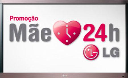 WWW.MAE24HLG.COM.BR - PROMOÇÃO MÃE 24H LG