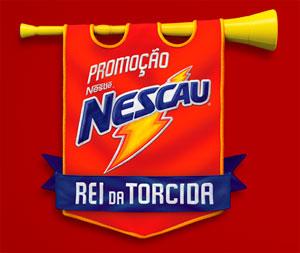 WWW.NESCAU.COM.BR - PROMOÇÃO NESCAU REI DA TORCIDA