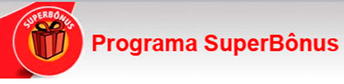 WWW.SANTANDER.COM.BR/SUPERBONUS - PROGRAMA SUPERBÔNUS SANTANDER