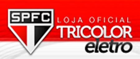 WWW.TRICOLORELETRO.COM.BR - PRODUTOS DO SÃO PAULO FUTEBOL CLUBE - TRICOLOR ELETRO