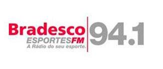 BRADESCO ESPORTES FM - RÁDIO ESPORTIVA - 94.1 - WWW.BRADESCOESPORTESFM.COM.BR