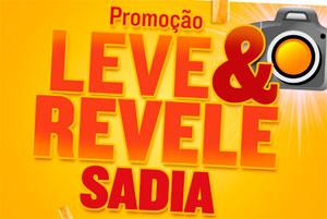 PROMOÇÃO LEVE & REVELE SADIA - WWW.FOTOREGISTRO.COM.BR/SADIA