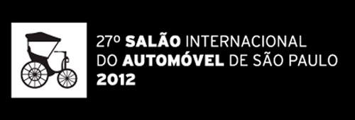 SALÃO DO AUTOMÓVEL 2012 - 27° EDIÇÃO - WWW.SALAODOAUTOMOVEL.COM.BR
