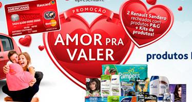 WWW.CARTAOAMERICANAS.COM.BR/PG - PROMOÇÃO CARTÃO AMERICANAS AMOR PRA VALER