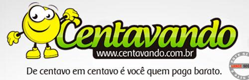 WWW.CENTAVANDO.COM.BR - LEILÃO DE 1 CENTAVO - CENTAVANDO